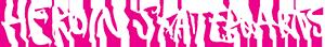 Heroin Skateboards Store Logo